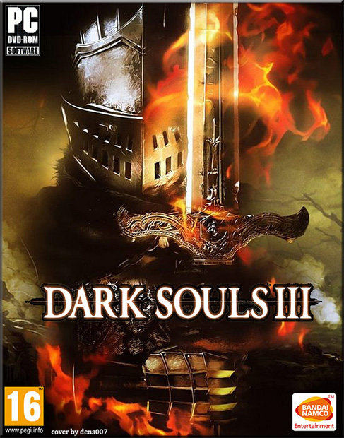 Dark Souls 3: Deluxe Edition [2016 / Action, Shooter, RPG / RePack] by Umdrella