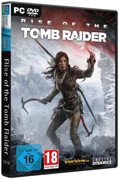 Rise of the Tomb Raider: Digital Deluxe Edition (2016) PC | RePack от R.G. Механики