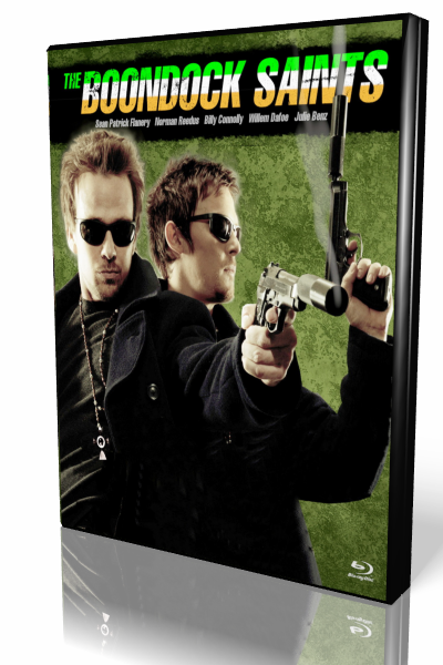 Святые из Бундока Дилогия / The Boondock Saints Dilogy [1999, 2009, боевик, триллер, драма, комедия, криминал, BDRip 1080р]