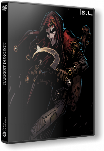 Darkest Dungeon [Build 16708] [2016 / Action, RPG, Rogue / Repack] PC | by SeregA-Lus