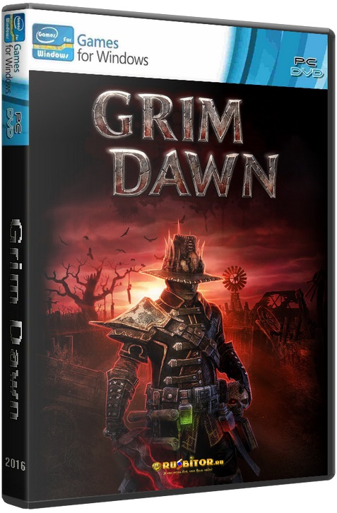 Grim Dawn [v 1.0.0.6 + 1 DLC] (2016) PC | RePack от xatab