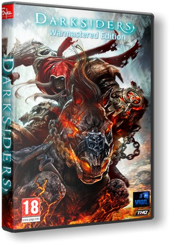 Darksiders Warmastered Edition [v.1.0-cs:2314] (2016) PC | RePack от Decepticon