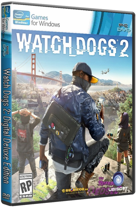 —качать Watch Dogs 2: Digital Deluxe Edition [FULL RUS] (2016) PC | RePack от =nemos=