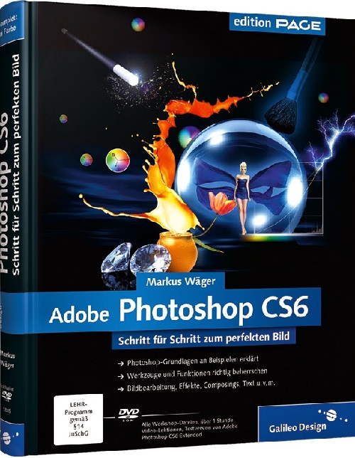 Скачать Adobe photoshop CS6  Extended [13.0] [2012]