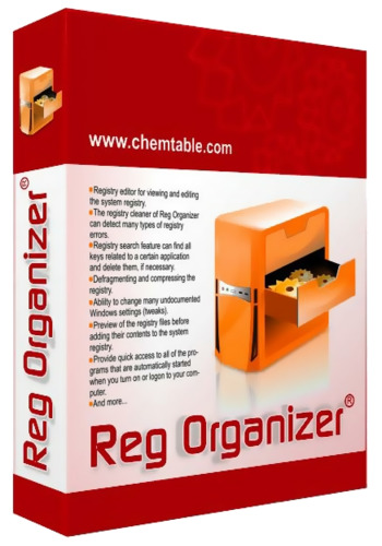 Reg Organizer [7.70 Final] [2017] PC | + Portable / RePack & Portable by D!akov / by KpoJIuK