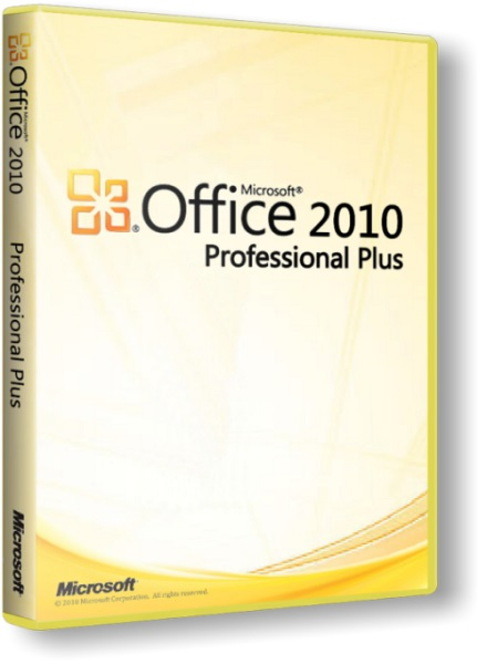 Microsoft Office 2010 SP2 VL (x64) (RUS/ENG)
