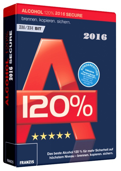 Alcohol 120% 2.0.3.9811 Retail (2017) РС | + RePack by KpoJIuK