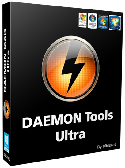 DAEMON Tools Ultra 4.1.0.0489 (2016) PC