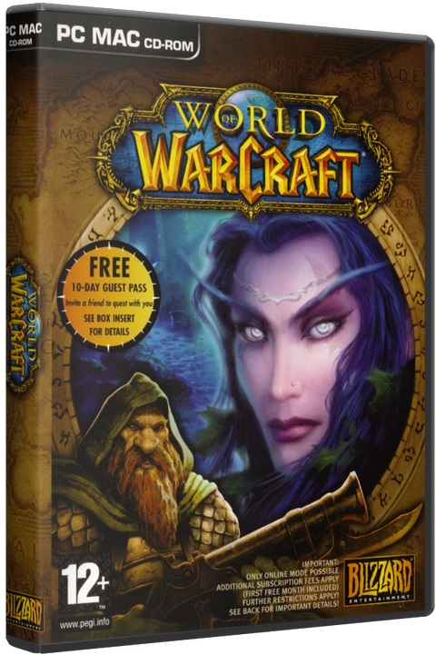 [Mods] Аддоны для World of Warcraft Classic с кратким описанием + Cartographe / WoW [1.12.1 (2006)] [Online]
