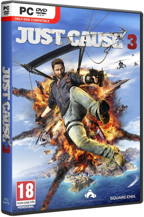 Just Cause 3 XL Edition [v.1.05 + dlc] (2015) PC | Rip от =nemos=