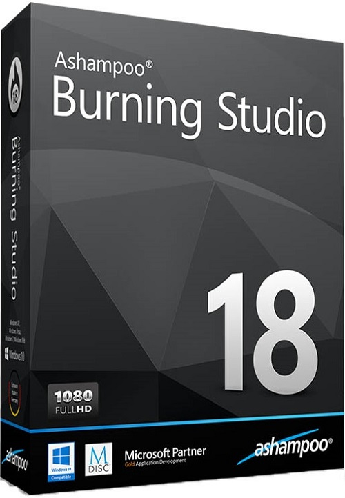 Ashampoo Burning Studio 18.0.3.6 (2017) PC