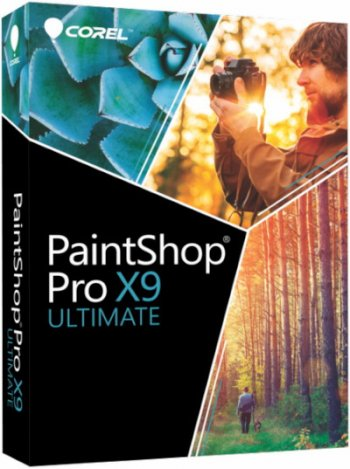 Скачать Corel PaintShop Pro X9 Ultimate 19.2.0.7