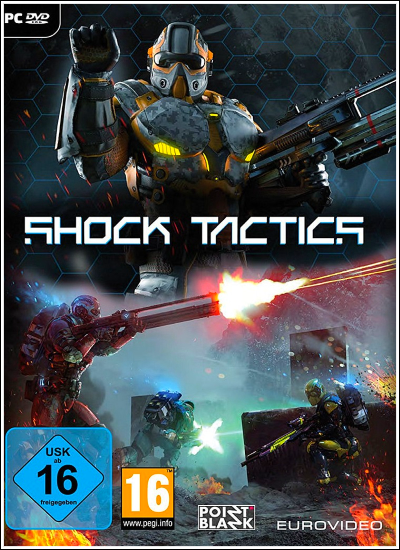 Shock Tactics [2017 / RPG, Strategy / Лицензия] PC