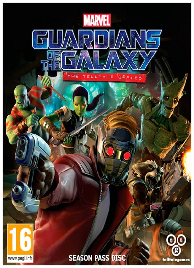 Marvel's Guardians of the Galaxy: The Telltale Series - Episode 1 [2017 / Adventure / Action / Лицензия]