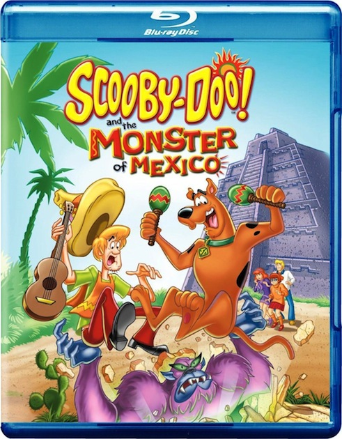 —качать Скуби-Ду и монстр из Мексики / Scooby-Doo! and the Monster of Mexico [2003 / мультфильм, комедия, детектив / BDRip 720p]