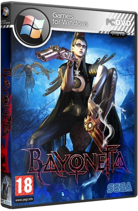 —качать Bayonetta [2017 / Action (slasher), 3D, 3rd person / RePack] PC | от ivandubskoj