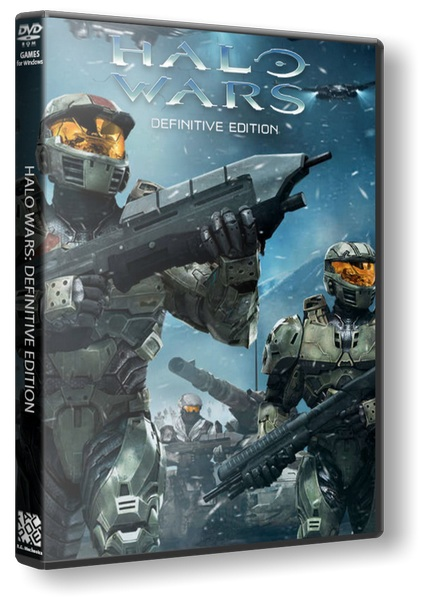 —качать Halo Wars: Definitive Edition [2016 / Strategy, Real-time, 3D / RePack] от R.G. Механики