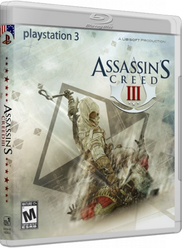 Assassin's Creed III [2012 / Action (Shooter) / 3D / 3rd Person / лицензия] [PS3]
