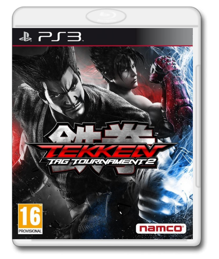 Tekken Tag Tournament 2 [2012 / Fighting / PS3]