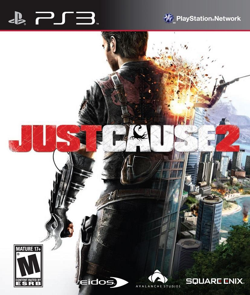 Just Cause 2 [2010 / Action / Аrcade / Racing / FULL] [PS3]