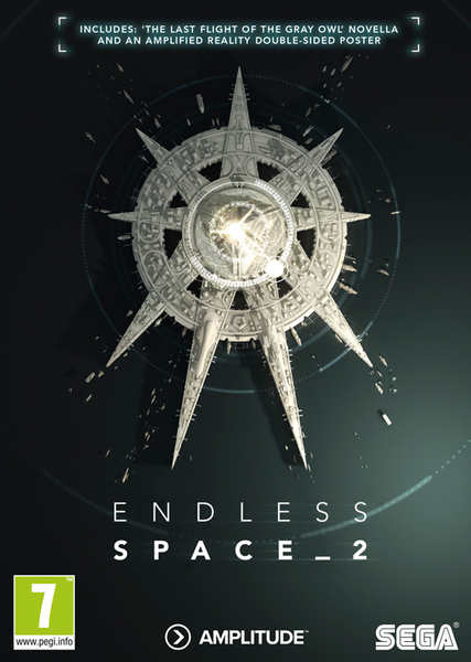 Скачать Endless Space 2: Digital Deluxe Edition [v 1.0.5] [2017 / Strategy, TBS, Real-Time, 3D / RePack] PC | от xatab