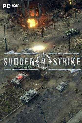 Sudden Strike 4 [2017 / Стратегии, RTS / HD 720p] | Трейлер