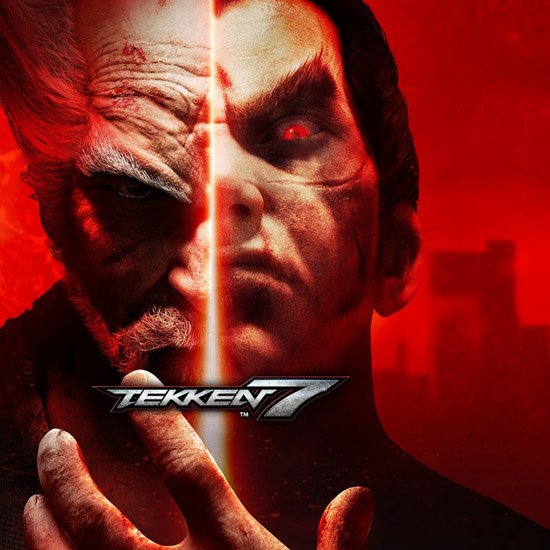 Tekken 7 - Deluxe Edition [2017 / Action, Sports / RePack] PC | от xatab
