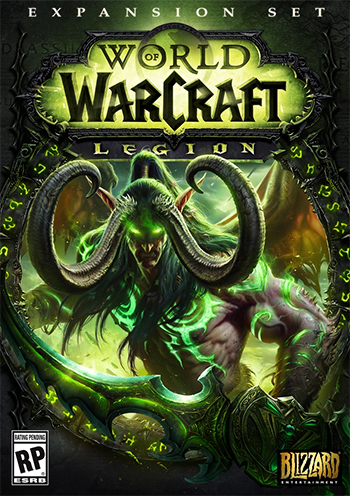 World of Warcraft: Legion [2016 / MMORPG / HD 720p] | Трейлер