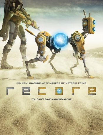 ReCore [2016 / Action, Adventure / HD 720p] | Трейлер