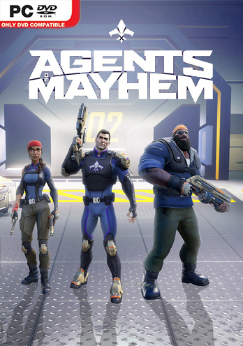 Agents of Mayhem [2017 / Action / HD 720p] | Трейлер