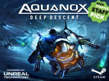 Aquanox Deep Descent [2017 / симуляторы / HD 720p] | Трейлер