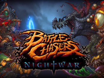 Battle Chasers: Nightwar [2016 / RPG / HD 720p] | Трейлер