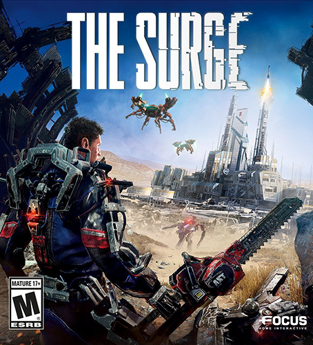 The Surge (2017) PC | Repack от xatab
