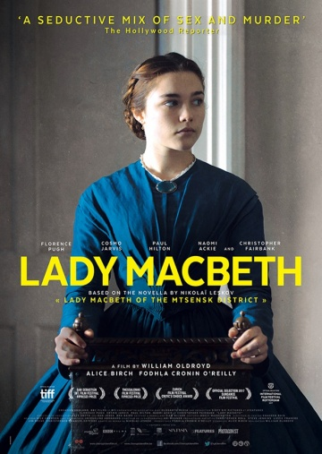 Леди Макбет / Lady Macbeth [2016 / драма / HD 720p] | Трейлер