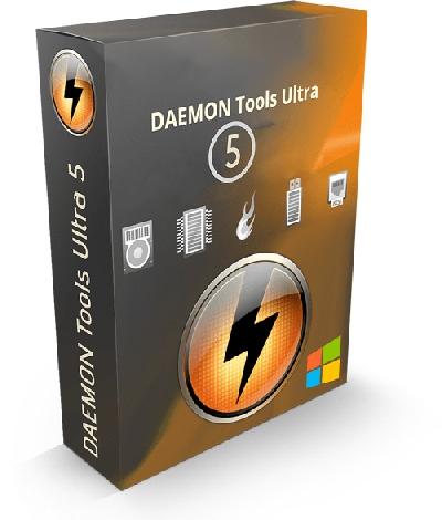 Скачать DAEMON Tools Ultra [5.1.1.0588] [2017]