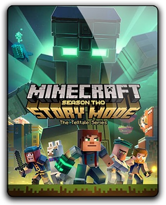 Minecraft: Story Mode - Season Two. Episode 1 [2017 / Adventure, 3D, 3rd-Person / RePack ] PC | от qoob