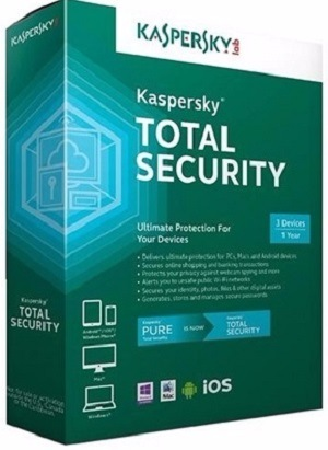 Kaspersky Total Security 2018 [v.18.0.0.405 (b) Final] [2017]