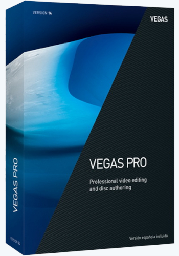 Скачать MAGIX Vegas Pro 14.0 Build 161 [Multi/Ru]