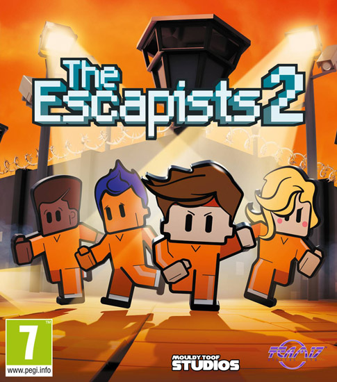 The Escapists 2 [2017 / Arcade / RePack]