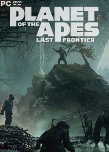 Planet of the Apes: Last Frontier [2017 / Adventure, Action / HD 720p] | Трейлер