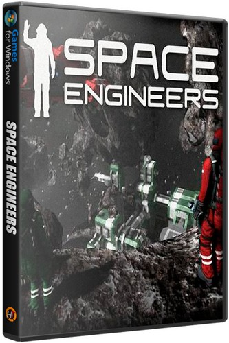 Космические Инженеры / Space Engineers [v 01.181.102] [2014 / Sandbox, Strategy, Action / RePack] | PC