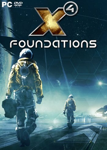 X4: Foundations [2018 / Simulation / HD 720p] | Трейлер