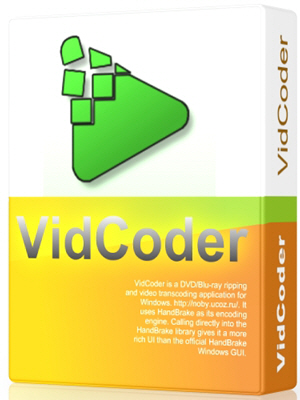 VidCoder [2.58] [2017] PC | + Portable