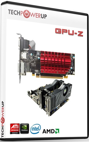 GPU-Z [2.4.0] [2017] PC | RePack by loginvovchyk