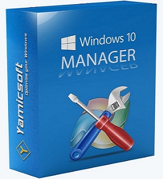 Windows 10 Manager [2.1.5 Final] [2017] PC | RePack & Portable by KpoJIuK