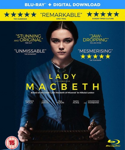 Скачать Леди Макбет / Lady Macbeth [2016 / Драма, экранизация / BDRip | BDRemux 1080p|]