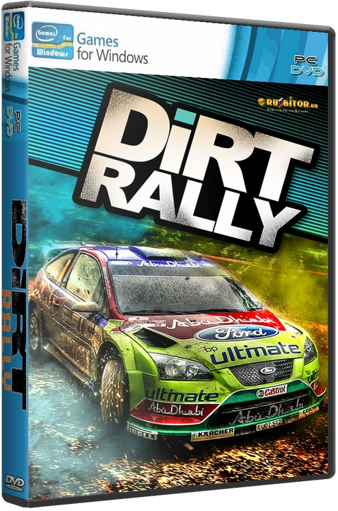 DiRT Rally [v 1.23] [2015 / Racing, Rally, Simulation, 3D / RePack] | PC от FitGirl