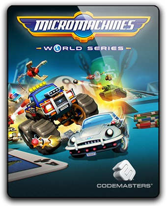 Micro Machines World Series [2017 / Racing, Arcade / RePack] | PC от qoob