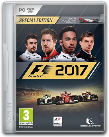F1 2017 [v 1.6 + DLC's] [2017 / Sport, Racing, Simulator / RePack] | PC от =nemos=