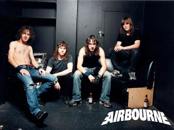 Airbourne / Discography [Japanese Edition] [2007-2013] FLAC